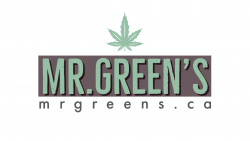 Mr Greens Cannabis Logo